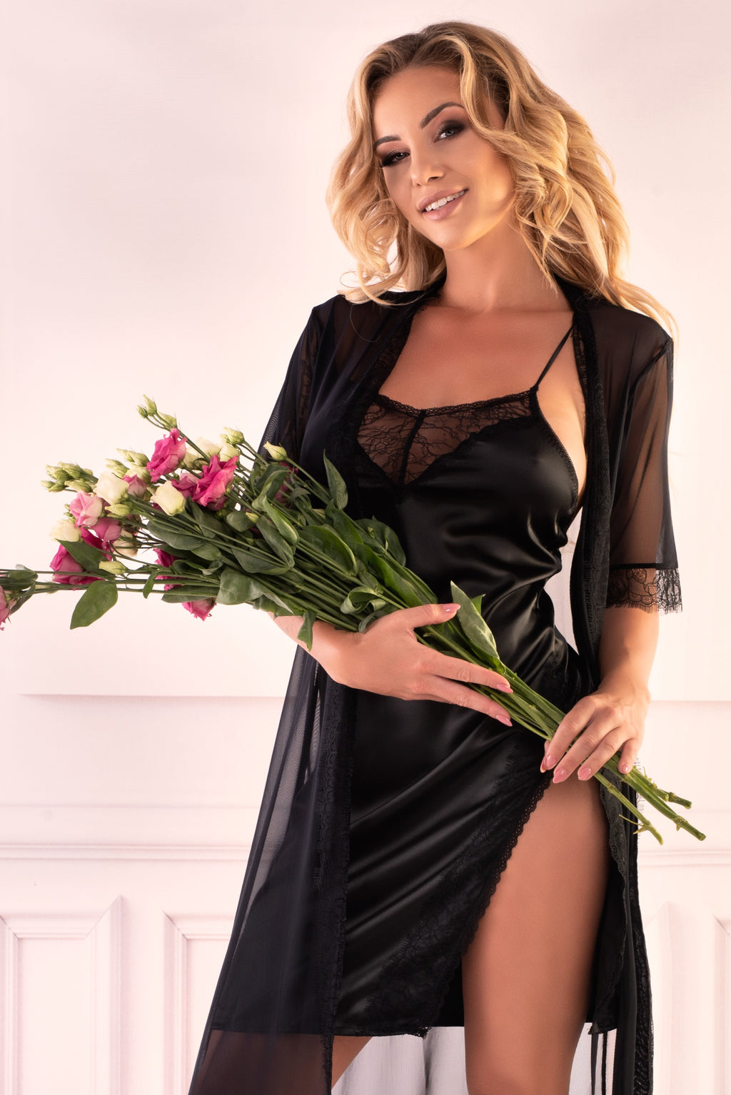 Mishan Beautiful Set Of Sensual Lingerie - EVOLESCENT