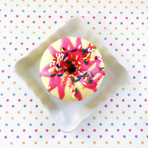 Whipped Up Wonderful - Birthday Cake Bath Doughnuts