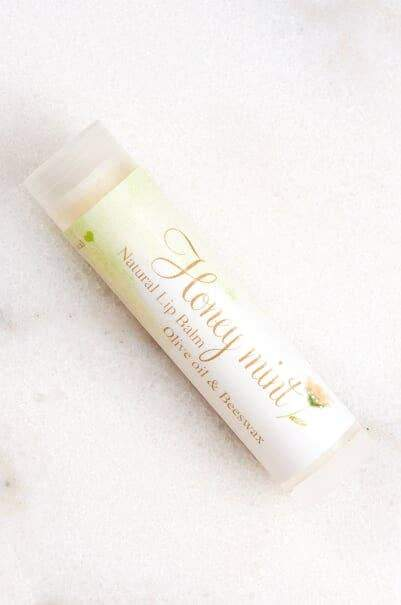 Latika Body Essentials - Natural Lip Balm