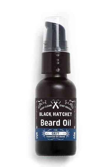 Latika Body Essentials - Grit Beard Oil