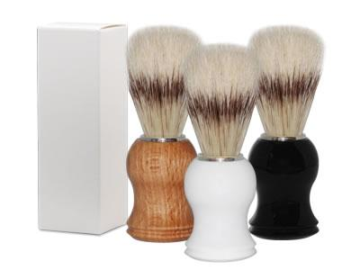 Shaving Brush - Boar Bristled