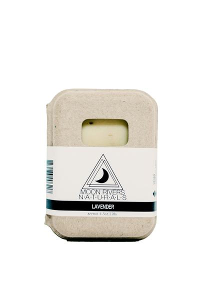 Moon Rivers Naturals Lavender Soap