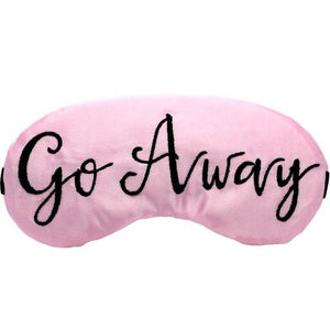 The Sleepy Cottage - Go Away Sleep Mask
