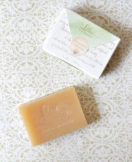 Latika Body Essentials - Olive Grove Natural Soap