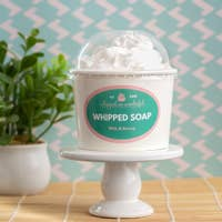 Whipped Up Wonderful-Whipped Soap-Grapefruit Lemongrass