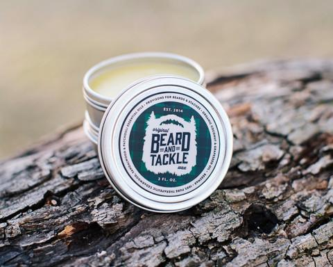 Beard and Tackle Wax Excavator - White Rock Soap Gallery