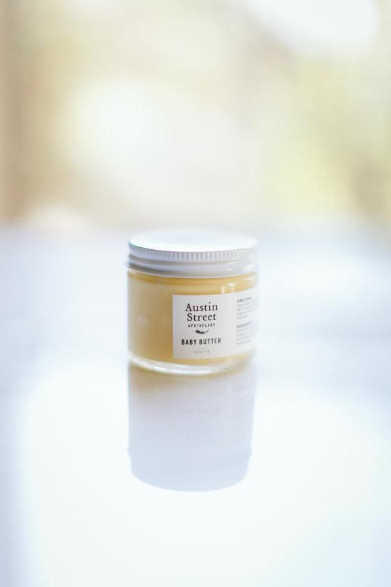 Austin St. Apothecary Baby Butter Soothing Balm - White Rock Soap Gallery