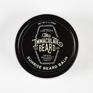 Sasha's Hand Poured Beard Balm