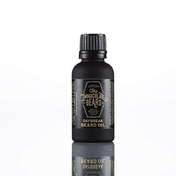 Sasha's Hand Poured Beard Oil