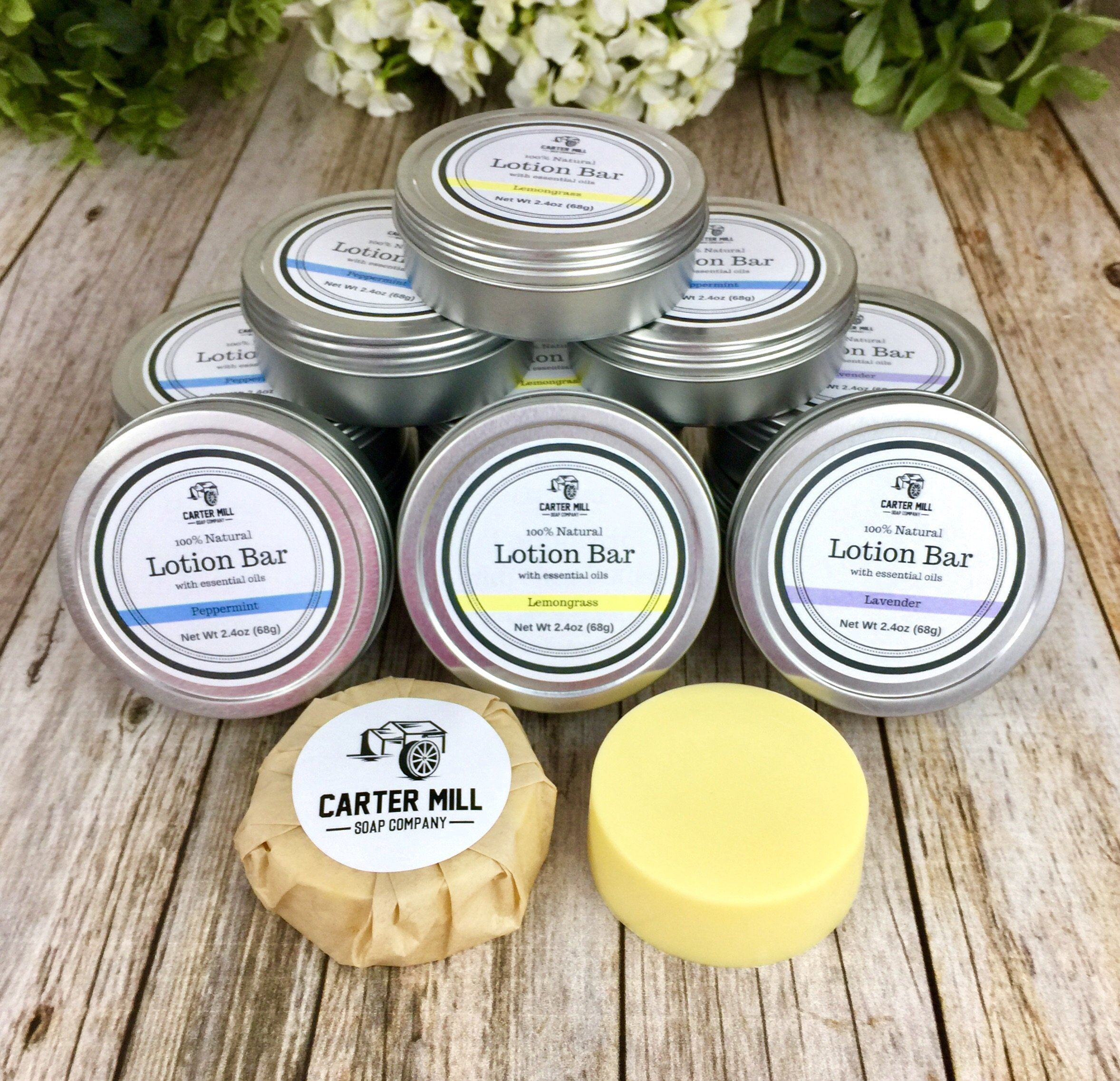 Carter Mill Soap Company Lotion Bar with Shea Butter