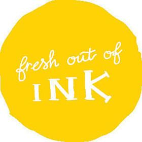 Fresh Out of Ink Greeting Cards