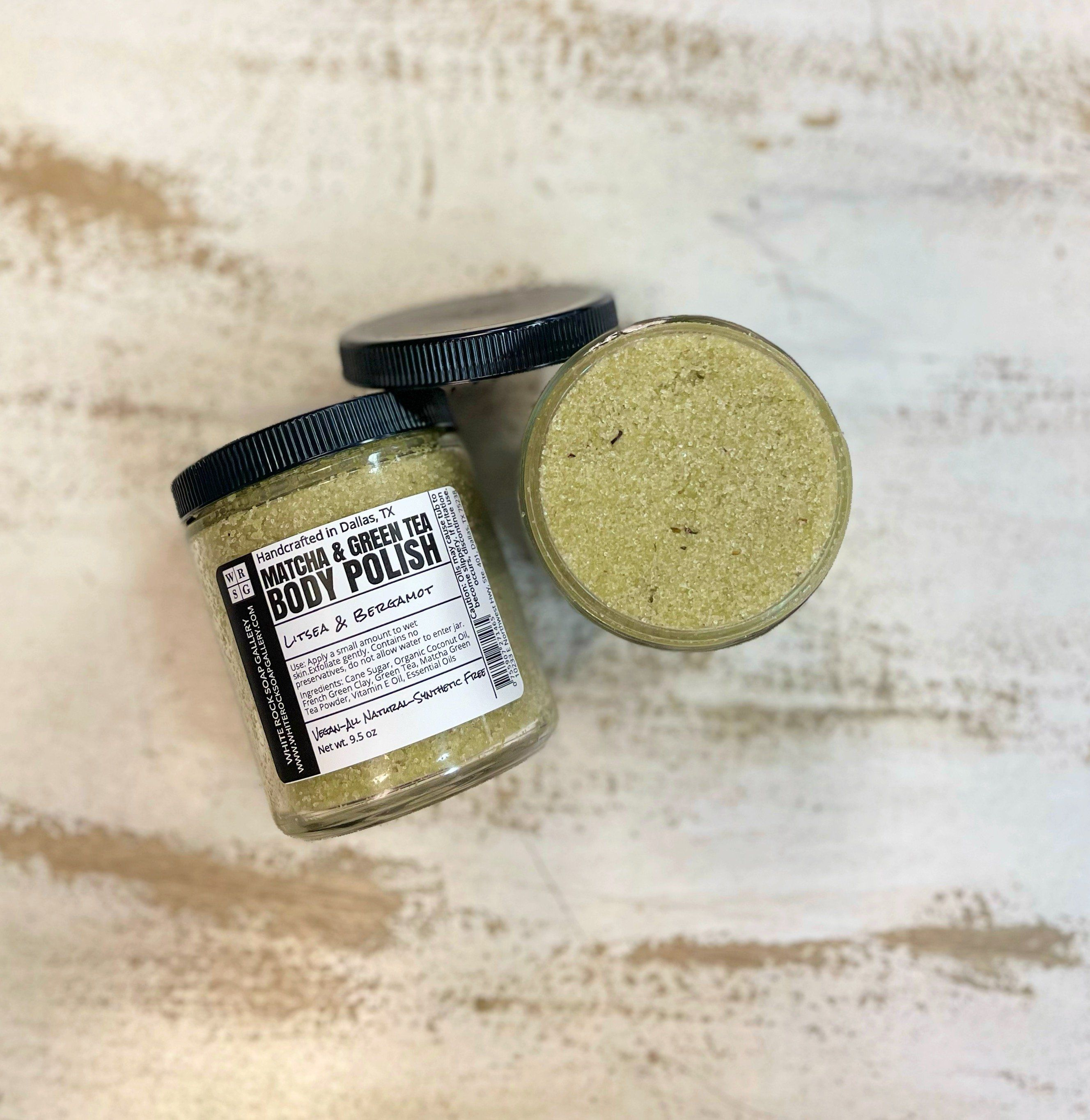 Matcha & Green Tea Body Polish
