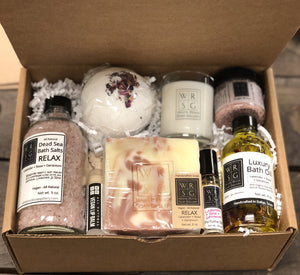 Spa Day Gift Box $50