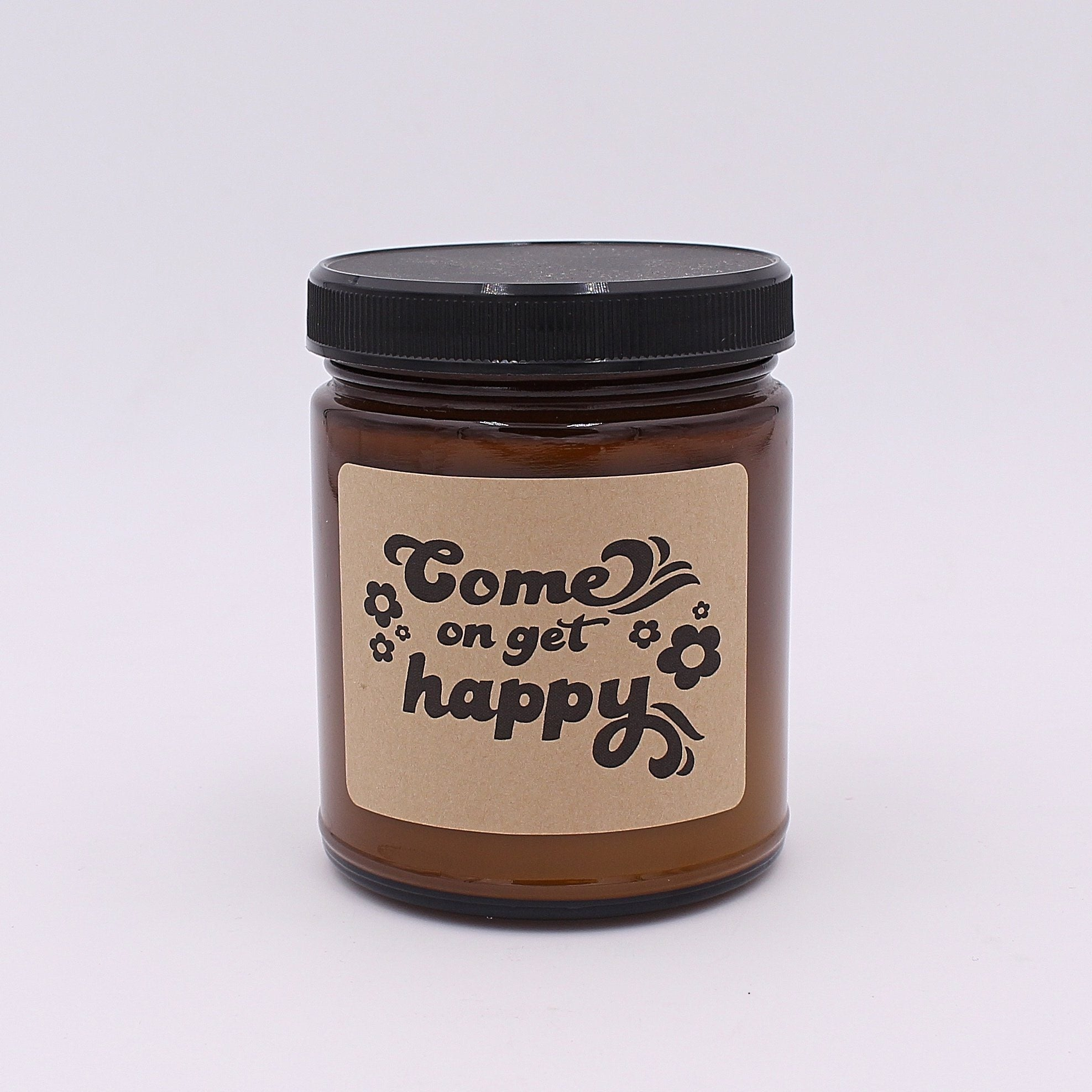 Whiski Designs Soy Wax Candle