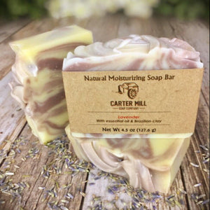 Carter Mill Soap Company Lavender Soap