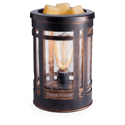 Candle Warmer Mission Edison Bulb Illumination