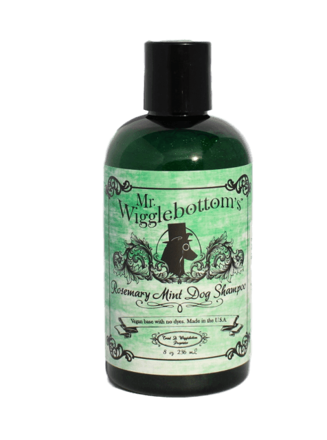 Mr Wigglebottoms Dog Shampoo - White Rock Soap Gallery