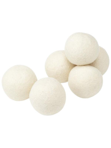 Benjamin Soap Co. Wool Dryer Ball - White Rock Soap Gallery