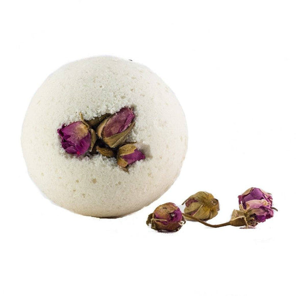 All Natural Bath Bomb - White Rock Soap Gallery