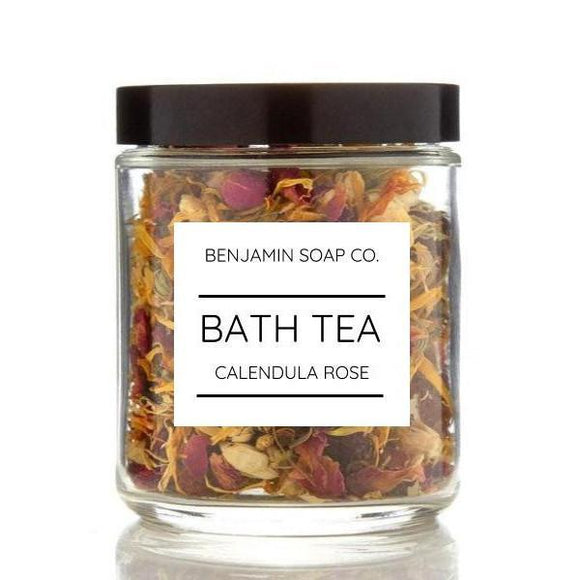 Benjamin Soap Co. Bath Tea