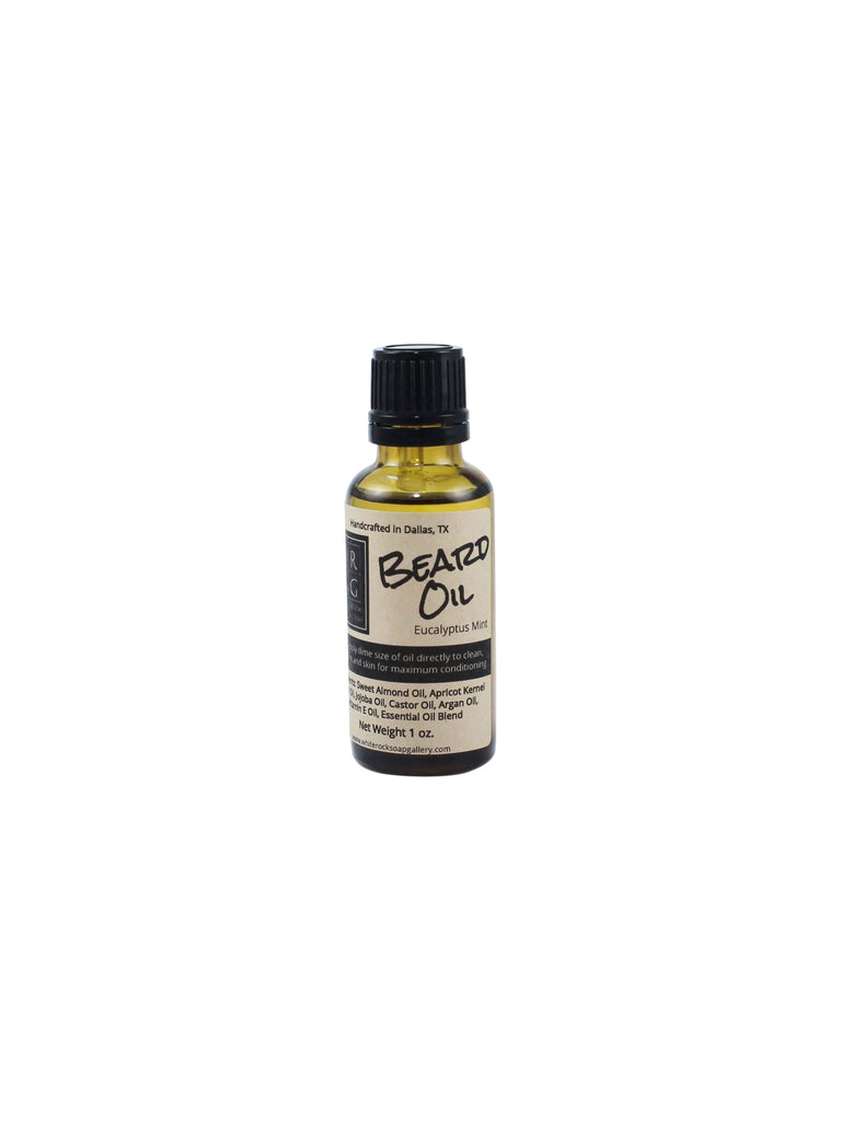All Natural Vegan Beard Oil
