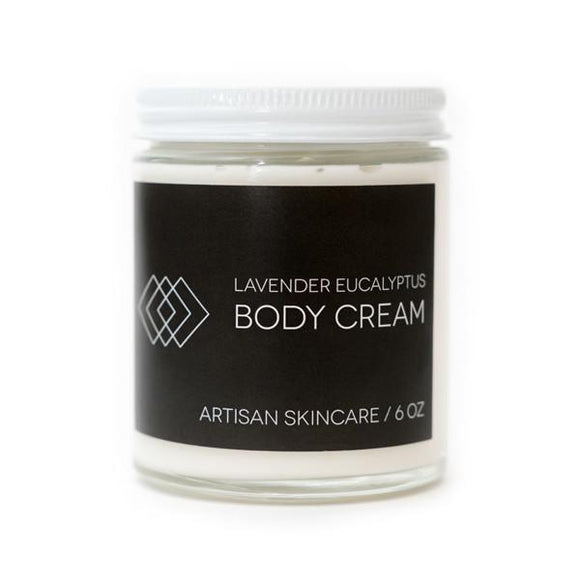 Benjamin Soap Co. Body Cream