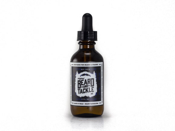 Beard and Tackle Beard Oil - White Rock Soap Gallery