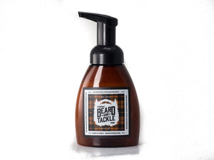 Beard and Tackle Foaming Soap - White Rock Soap Gallery