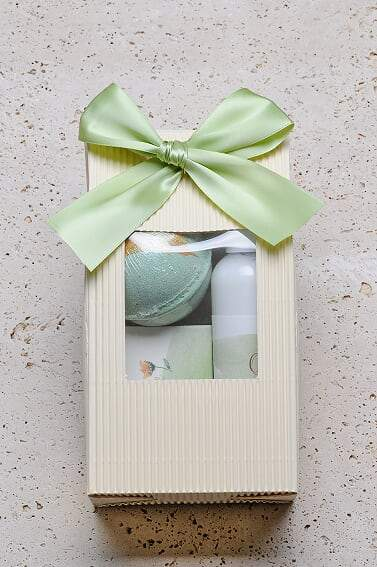 Latika Body Essentials - Olive Grove Bath Gift Set