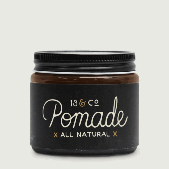 13 & Co - All Natural Pomade