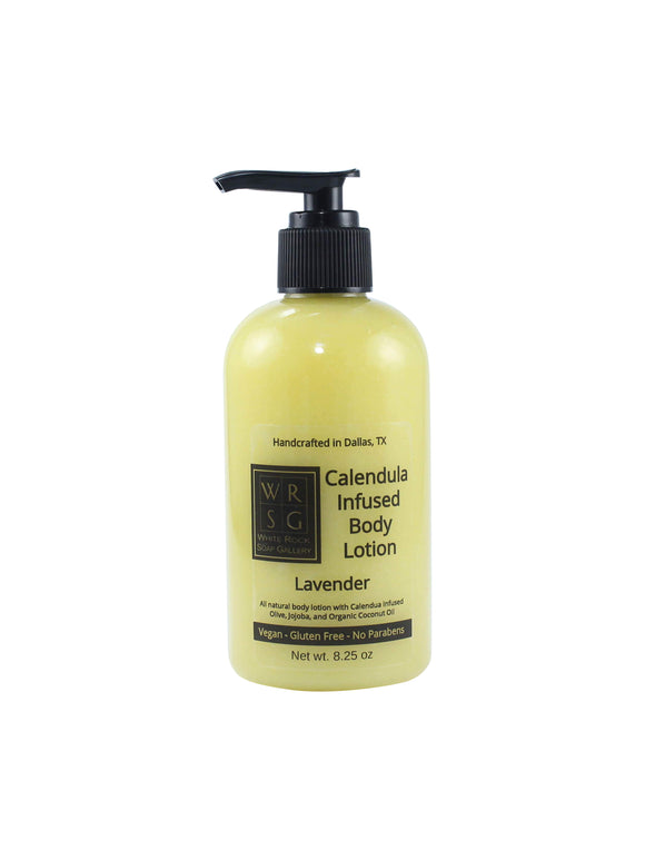 Calendula Infused Body Lotion