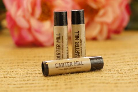 Carter Mill Soap Company Cotton Candy Lip Balm