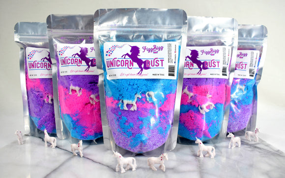 Fizz Bizz LLC - Unicorn Dust - Kids Bath Salts
