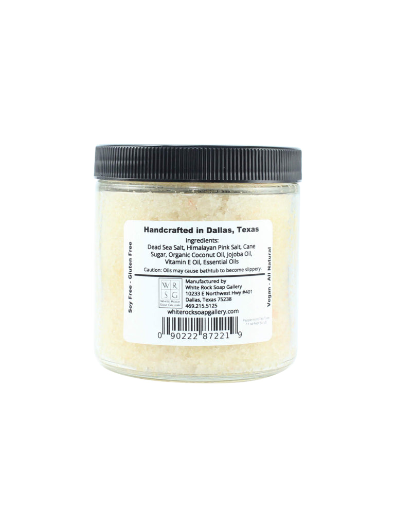Dead Sea Salt & Sugar Foot Scrub