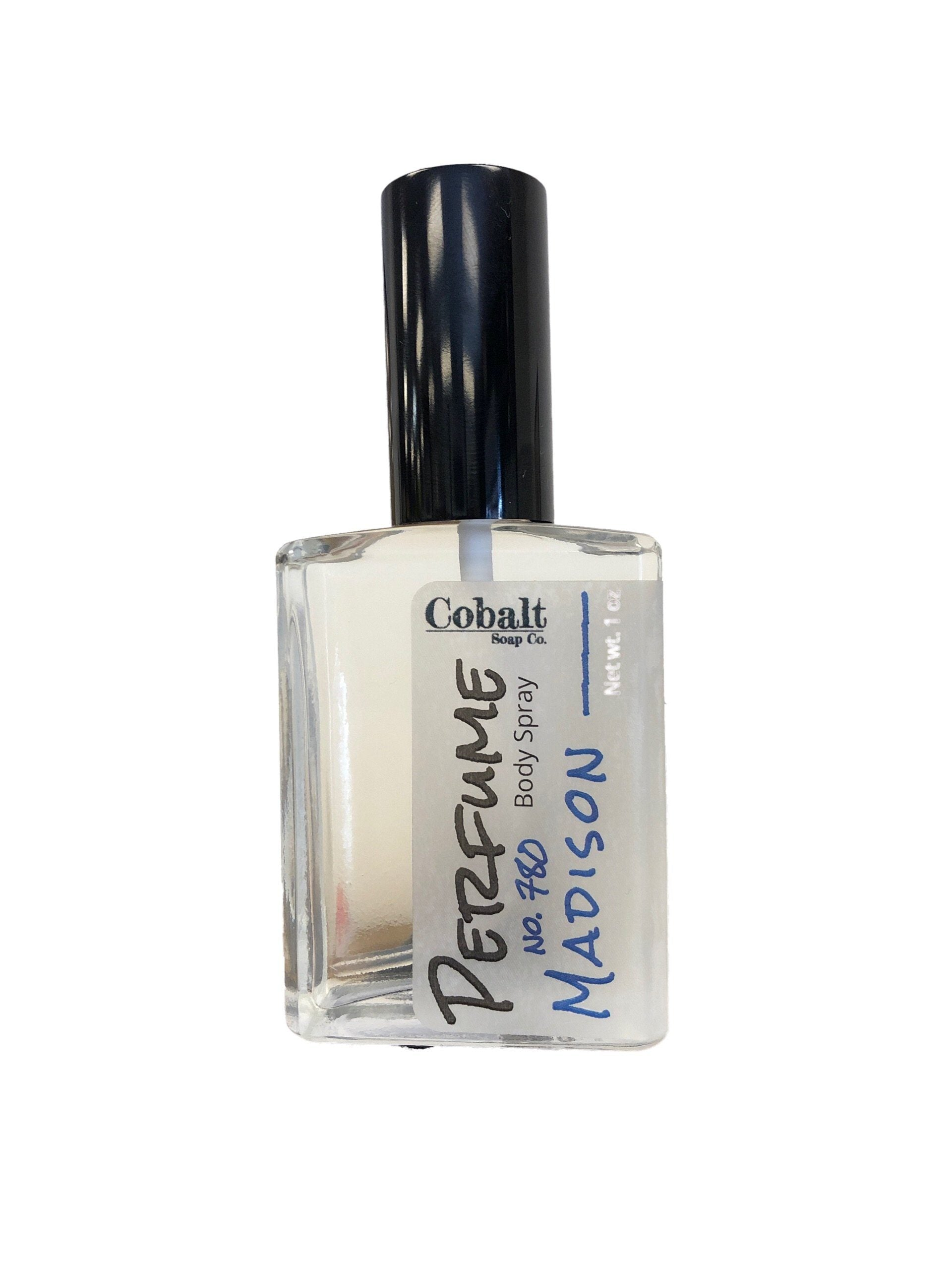 Cobalt Soap Co. Perfume Body Spray