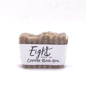 Eight Soap Co. Coffee Soap Bar