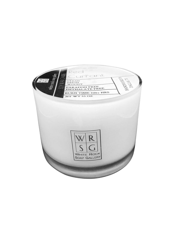 Soy Wax Candles – White Rock Soap Gallery