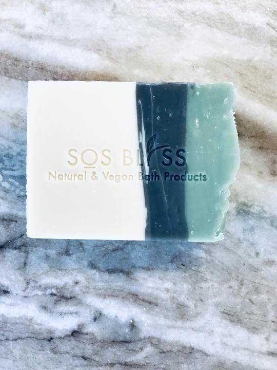 SOS BLISS Bamboo Night Soap