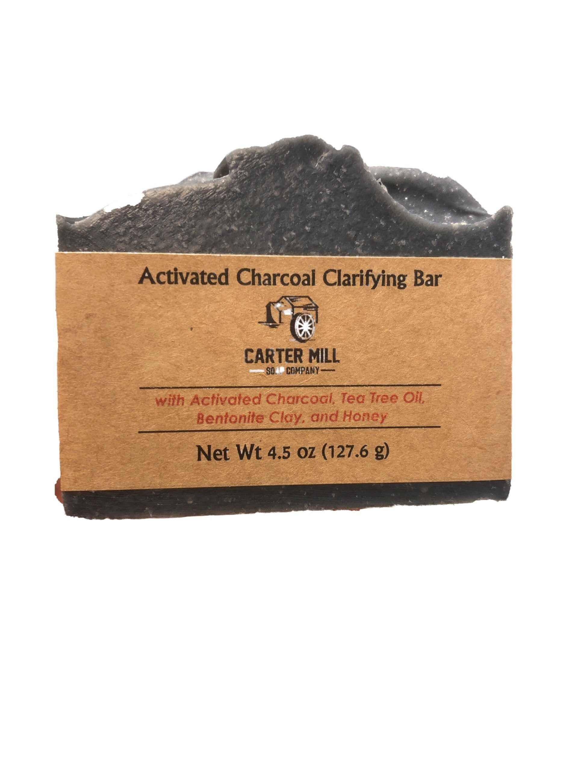 Carter Mill Soap Company Charcoal Soap