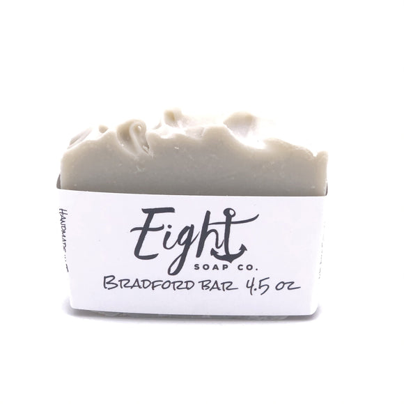 Eight Soap Co. Bradford Soap Bar