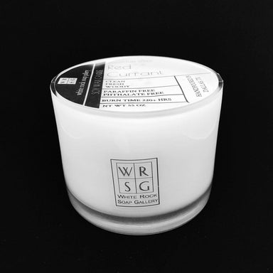 Soy Wax Candle - Signature Series - White Rock Soap Gallery