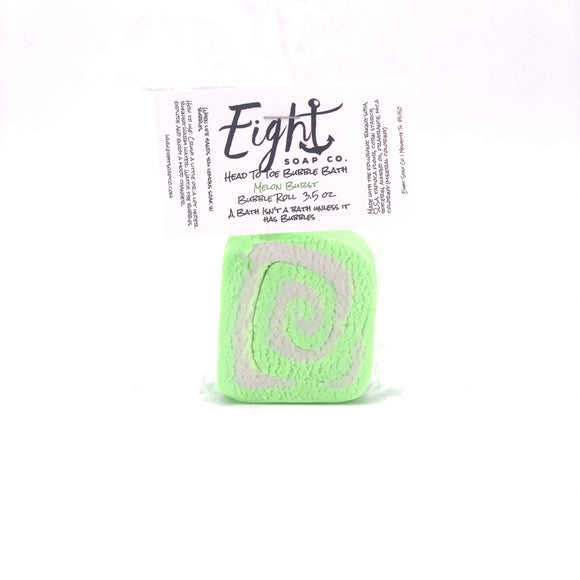 Eight Soap Co. Melon Burst Bubble Bar