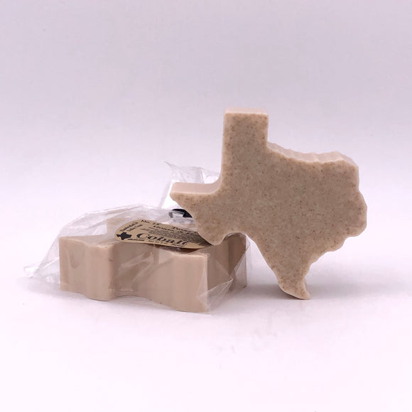 Cobalt Soap Co. Texas Shaped Soaps