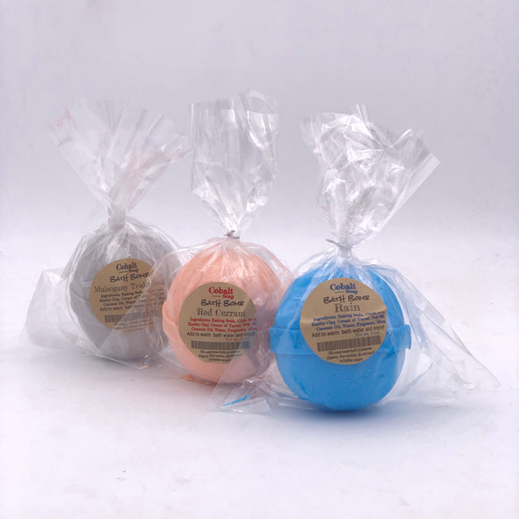 Cobalt Soap Co. Bath Bomb