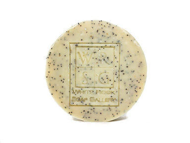 All Natural Poppy Seed Soap - White Rock Soap Gallery