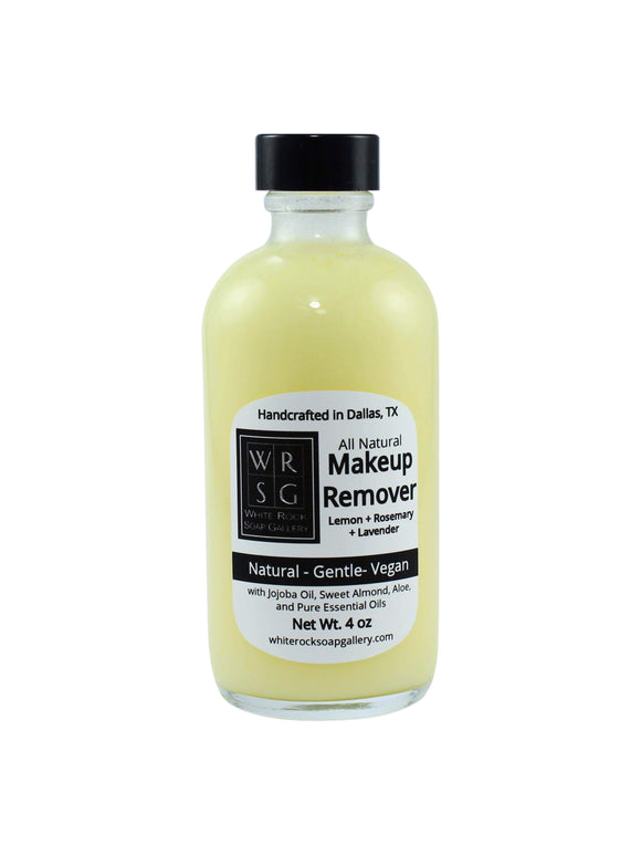 All Natural Makeup Remover