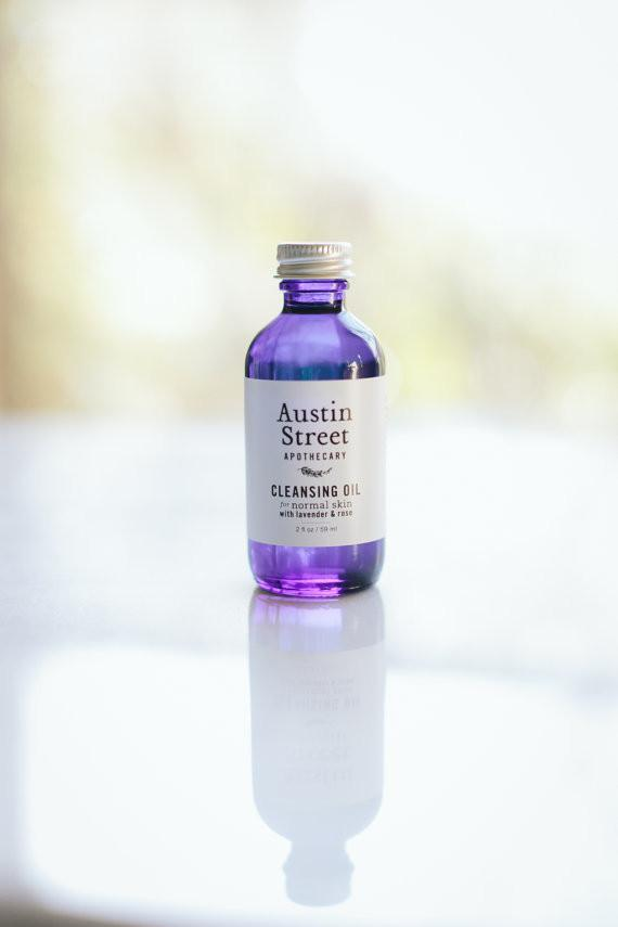 Austin St. Apothecary Cleansing Oil - White Rock Soap Gallery