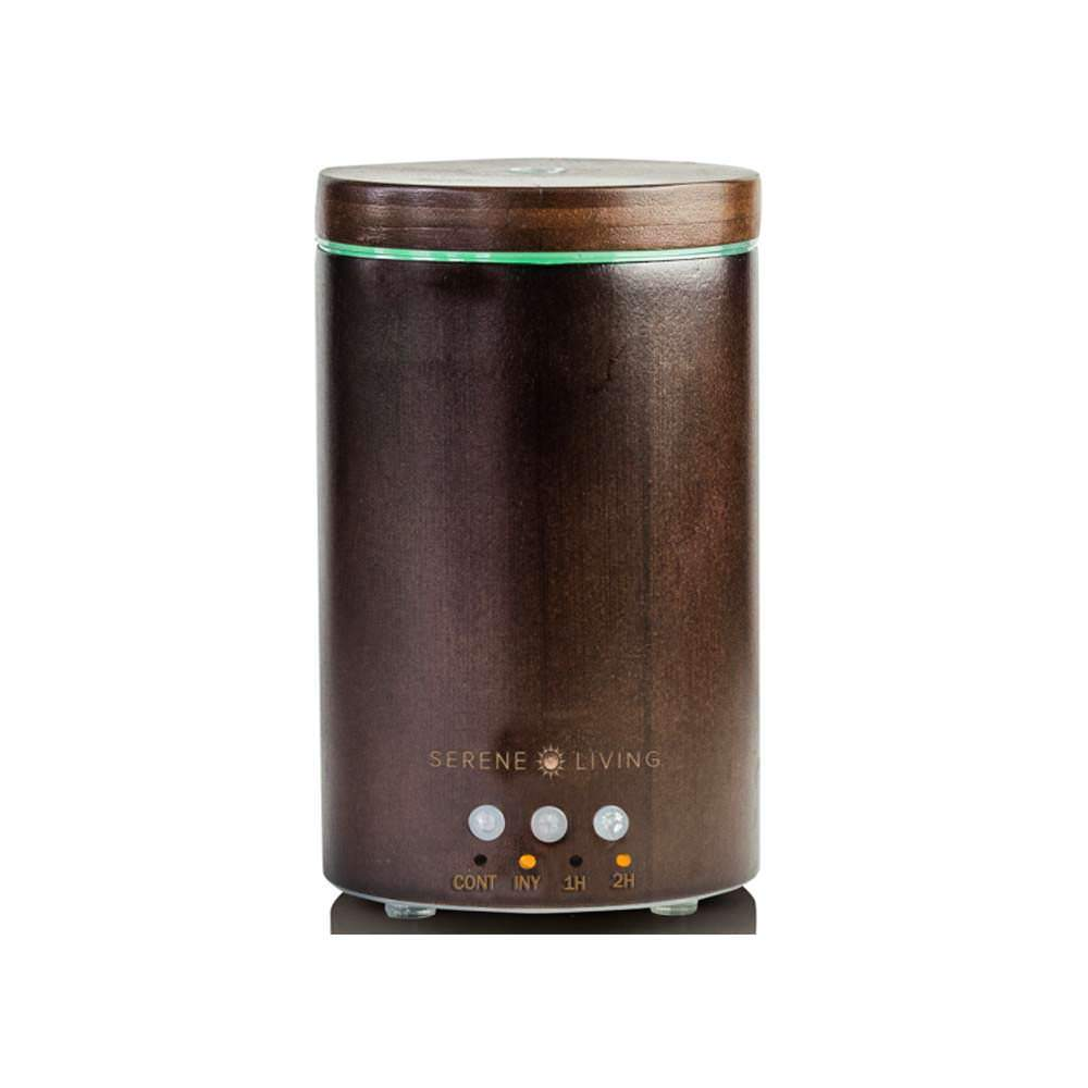 Greenair Sienna Bamboo Ultrasonic Diffuser