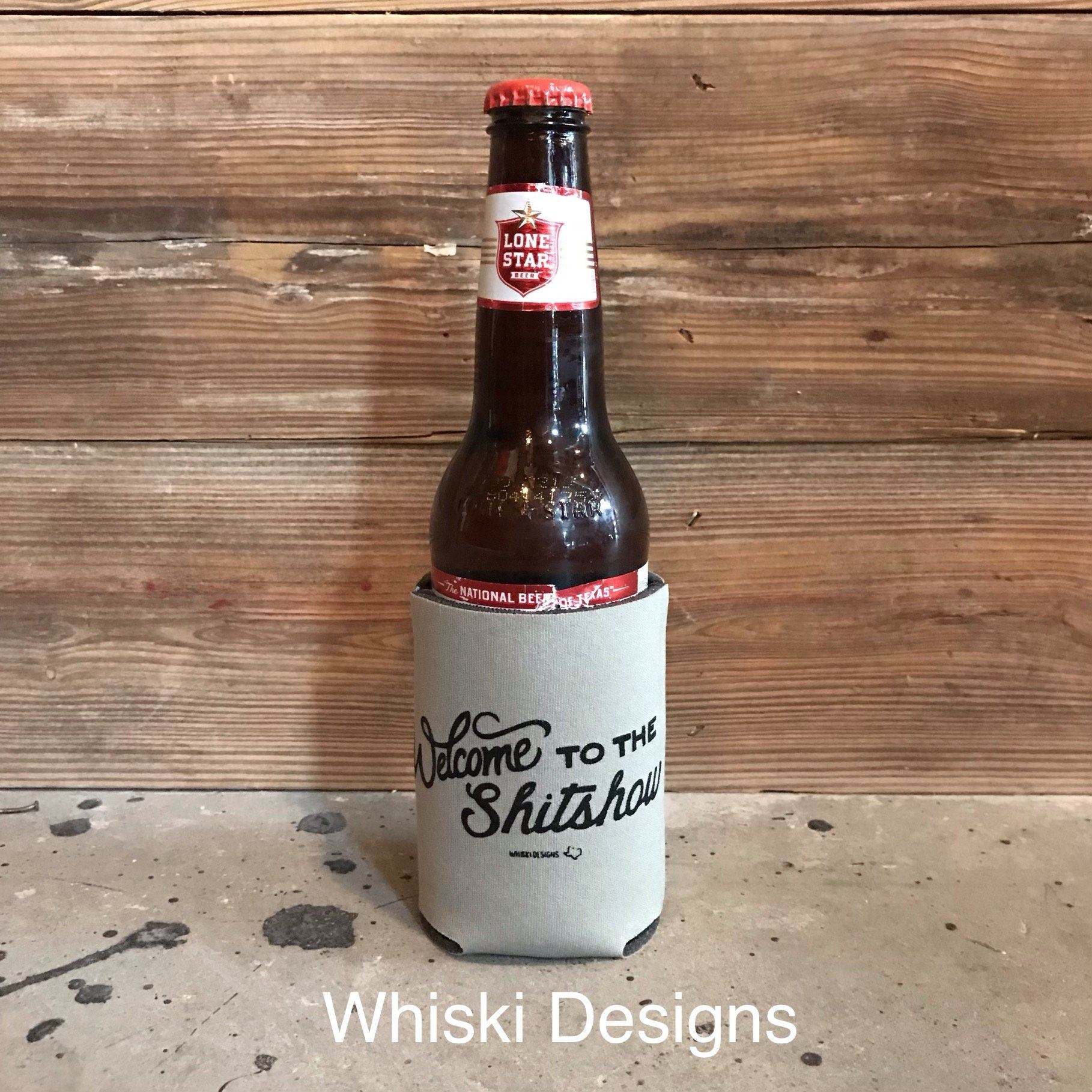 Whiski Designs Koozie