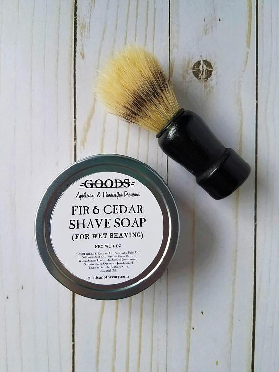 Goods Apothecary Shave Soap